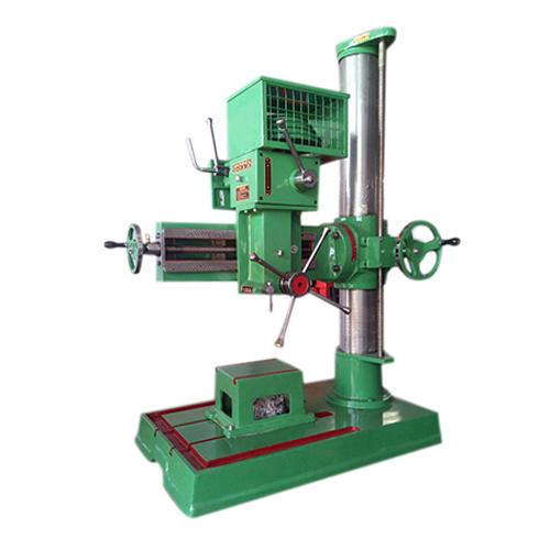 دریل رادیال radial drill کیان صنعت خیری صد صنعت